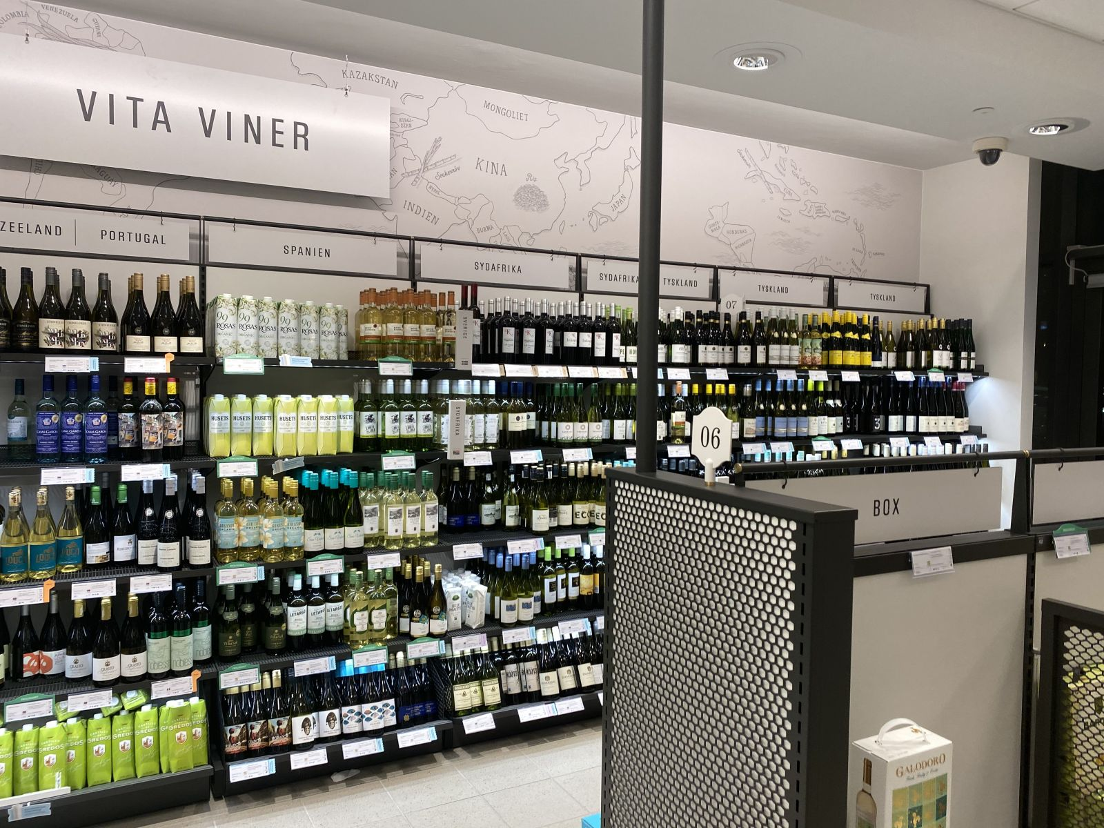 Systembolaget Mobilia