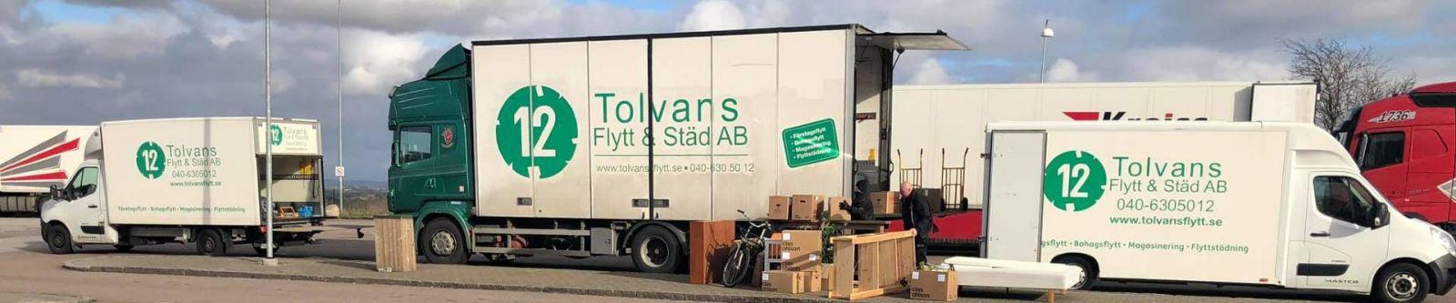 Tolvans Flytt & Städ AB