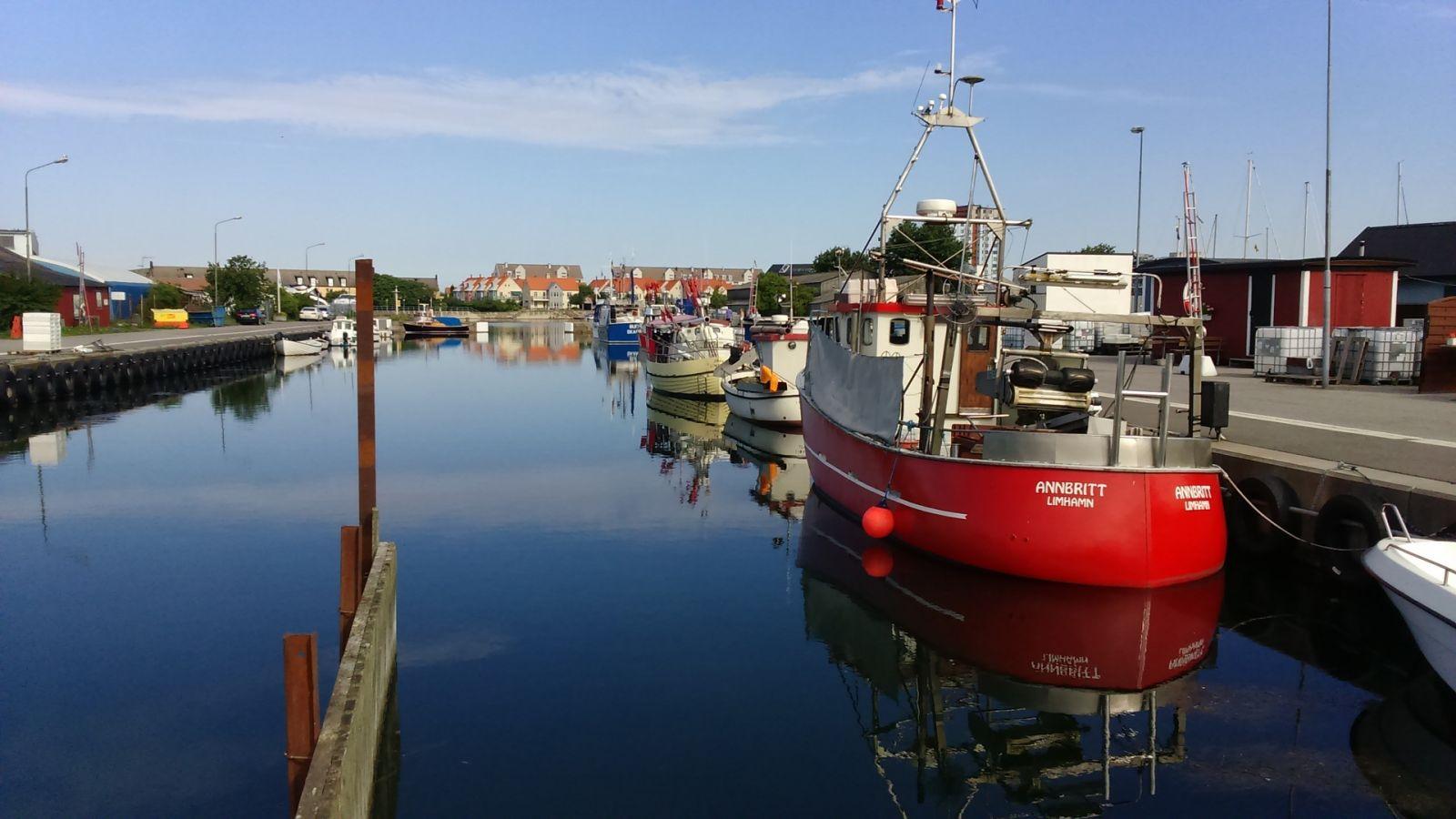 Limhamns hamnområde
