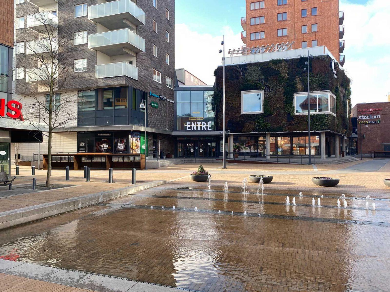 Mobilia Shoppingcenter