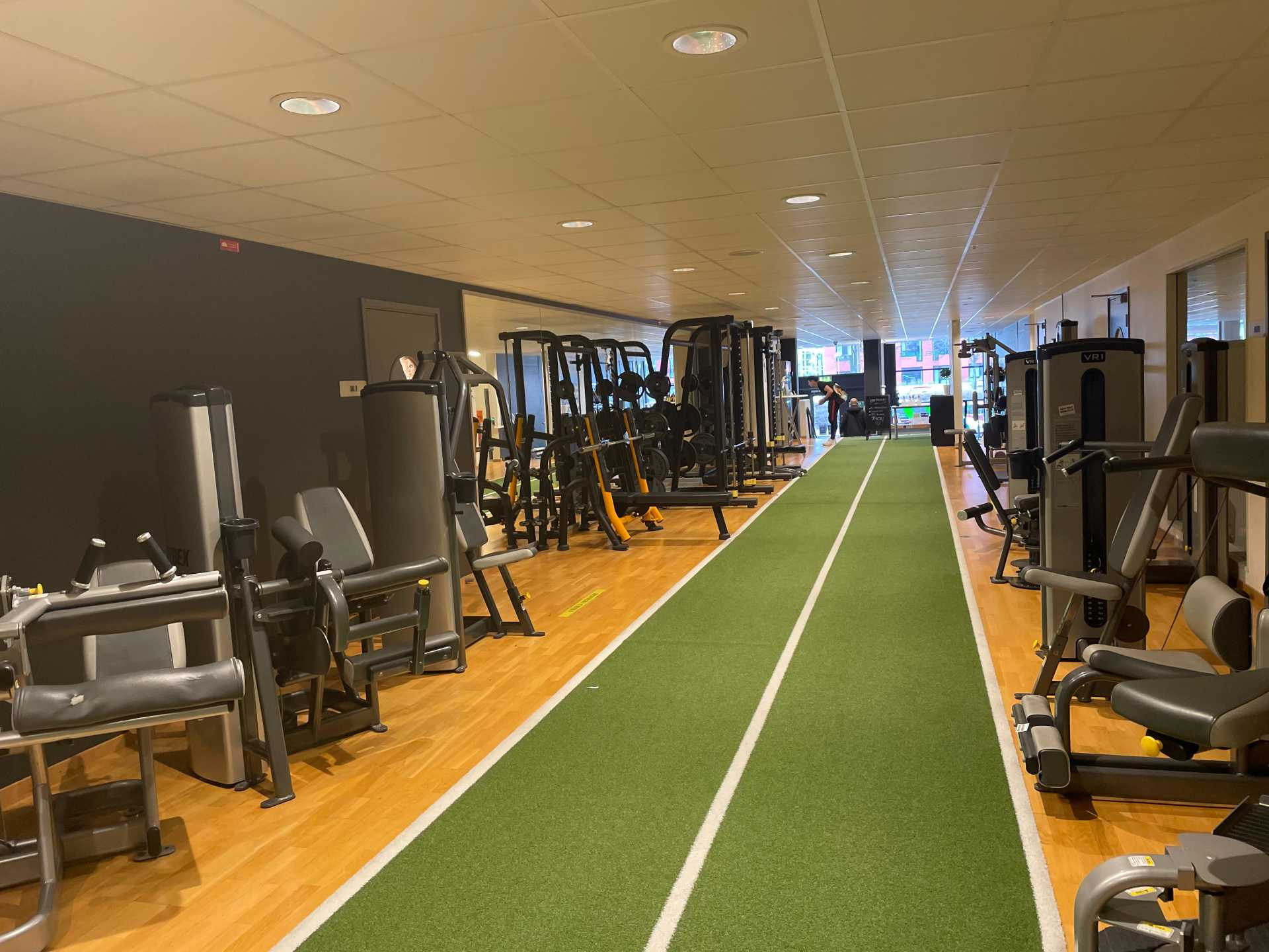 Nordic Wellness Centralen